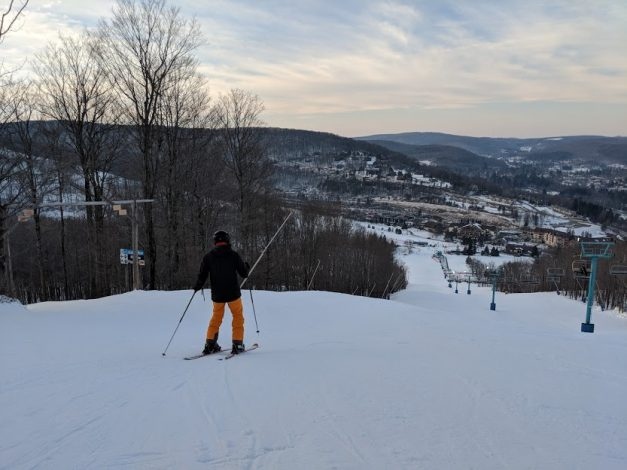 Opening Day at Holiday Valley in 2020 will be December 10th